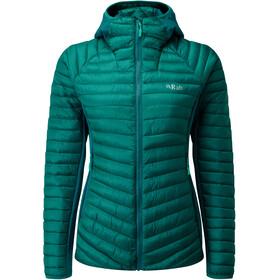 Rab Cirrus Flex Hoodie Jacket Women atlantis